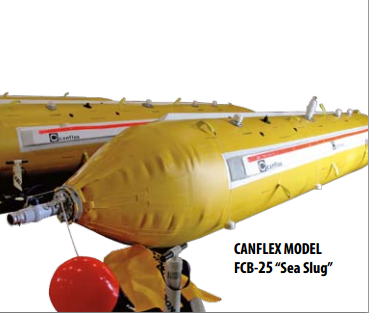 Canflex FCB-25 Towable Temporary Storage Bladder